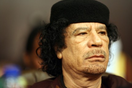 Muammar Qaddafi ruled Libya for 42 years